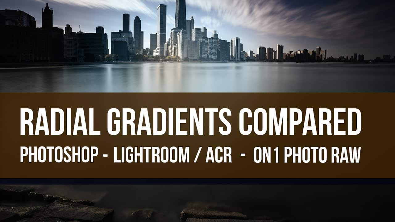 Free photoshop tutorials f64 academy radial gradients compared video tutorial baditri Images