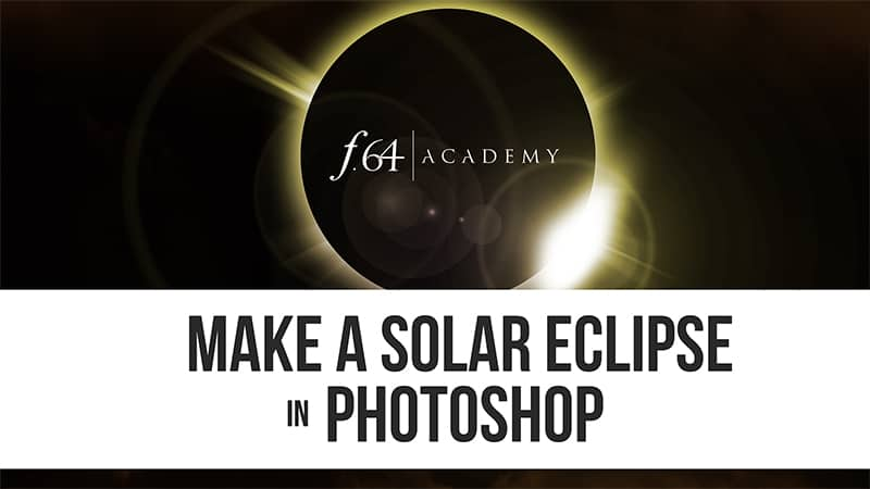 How to Make the Solar Eclipse in Photoshop