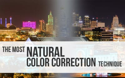 Inverted Color Correction