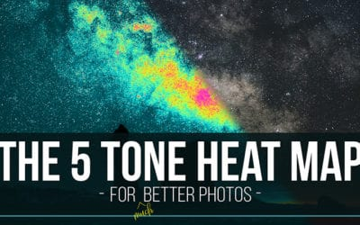 The 5 Tone Heat Map in Photoshop