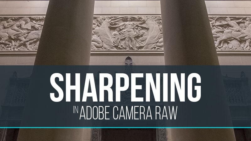 Sharpening in Adobe Camera Raw and Lightroom