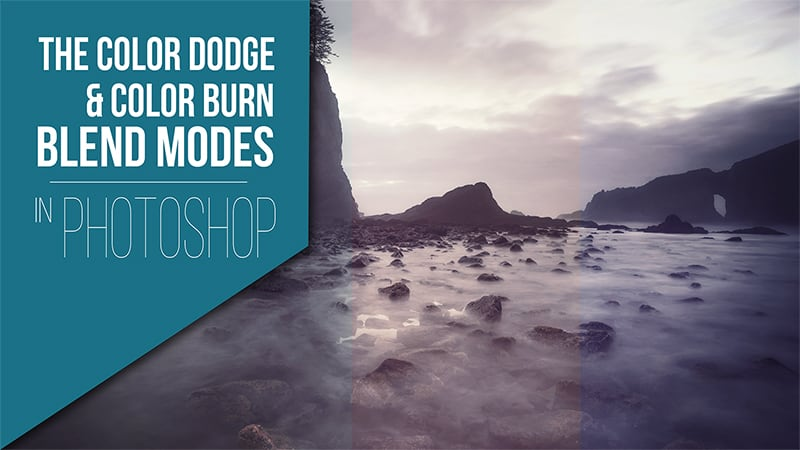 The Color Dodge & Color Burn Blend Modes