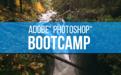 Photoshop Bootcamp – A Blake Rudis and Creative Live course