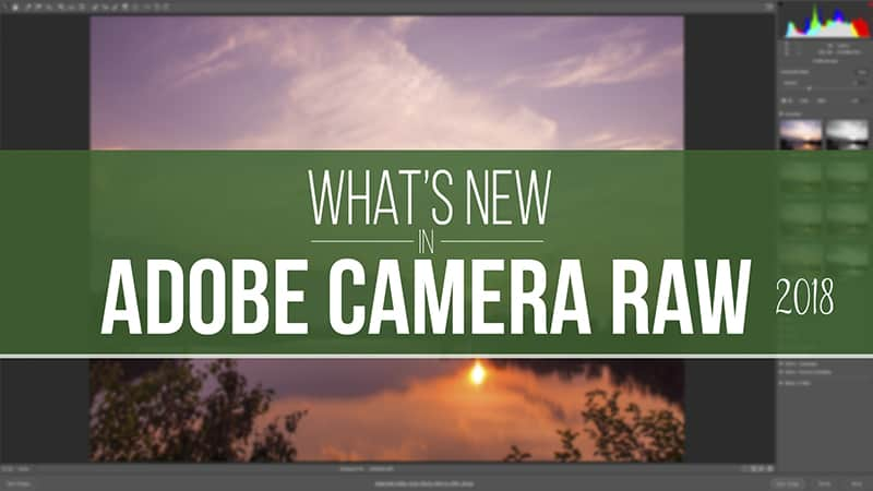 What's New in Adobe Camera Raw 10.3.0.933