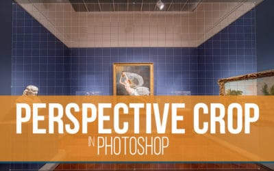 The Perspective Crop Tool in Photoshop – Video