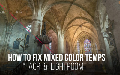 Fixing Tricky Color Temperature in ACR and Lightroom – Video Tutorial