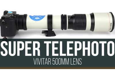 Vivitar 500mm lens, too good to be true?