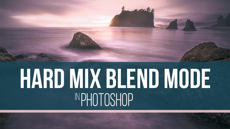 The Hard Mix Blend Mode in Photoshop (Video)