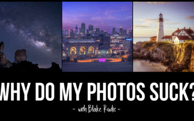Why Do My Photos Suck? Blake's Video Response