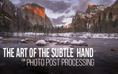 The Art of the Subtle Hand {Video}