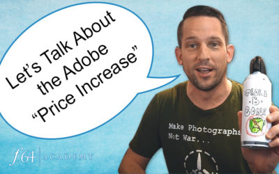 The Fabled Adobe Price Increase