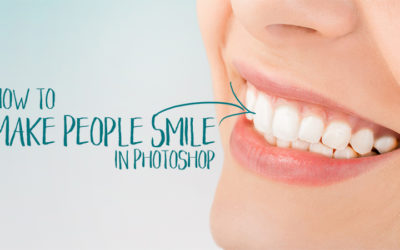 How To Make People  Smile In Photoshop