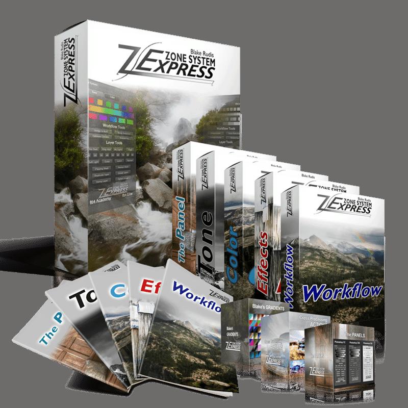Zone System Express Bundle