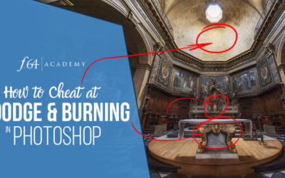How to Cheat at Dodging & Burning in Photoshop