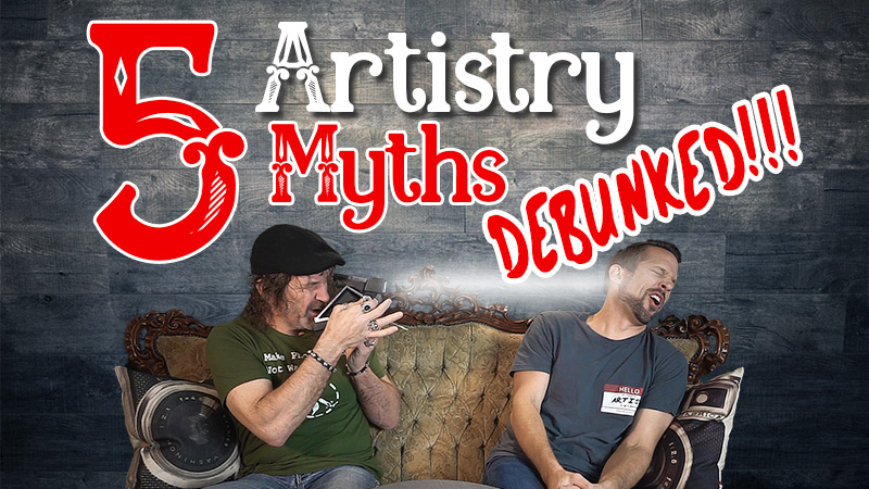 5 Myths about Artistry DEBUNKED (Video)