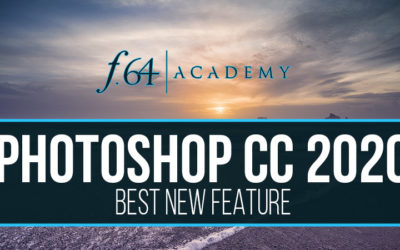 My Favorite Feature in Photoshop CC 2020 (video)