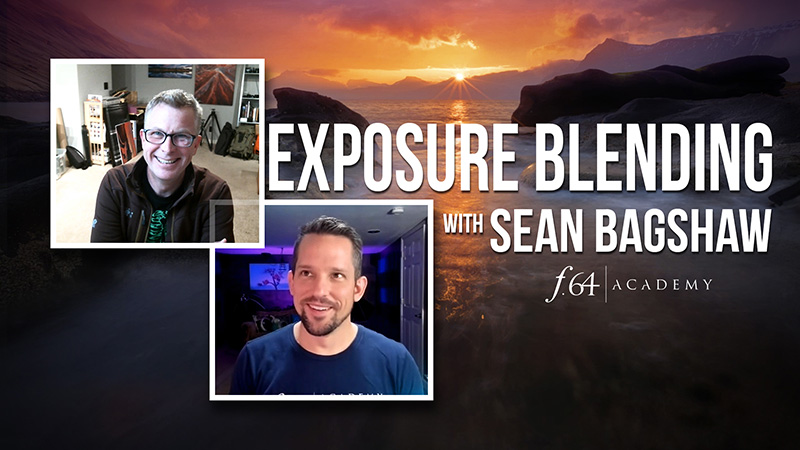 Exposure Blending with a Special Guest (Video)