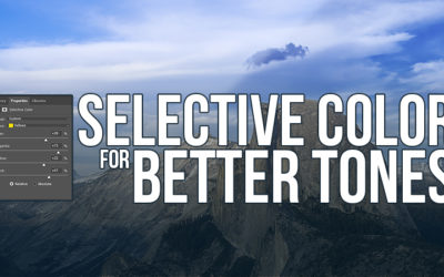 Selective Color for Better Tones (Video)