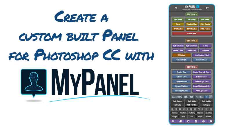 Build a Custom Photoshop CC Panel with MyPanel