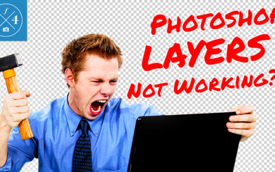 Photoshop Layers Not Working? PS CC  2020 (21.2 update)