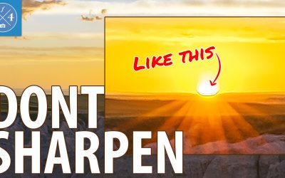 Sharpen Your Photos Like a Pro!