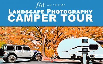 The Perfect Landscape Photography Camper