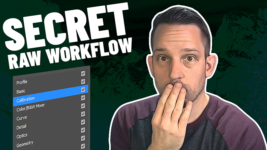 HIDDEN Raw Workflow No One Is Talking About