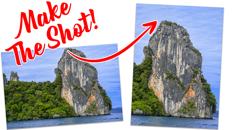 Recompose ANY Photo in Photoshop!