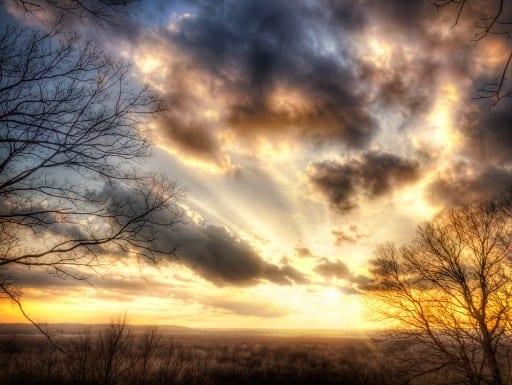 Sunset 7:05