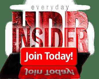 Insider Logo cut Ad with Join Button Lighten Blend Mode
