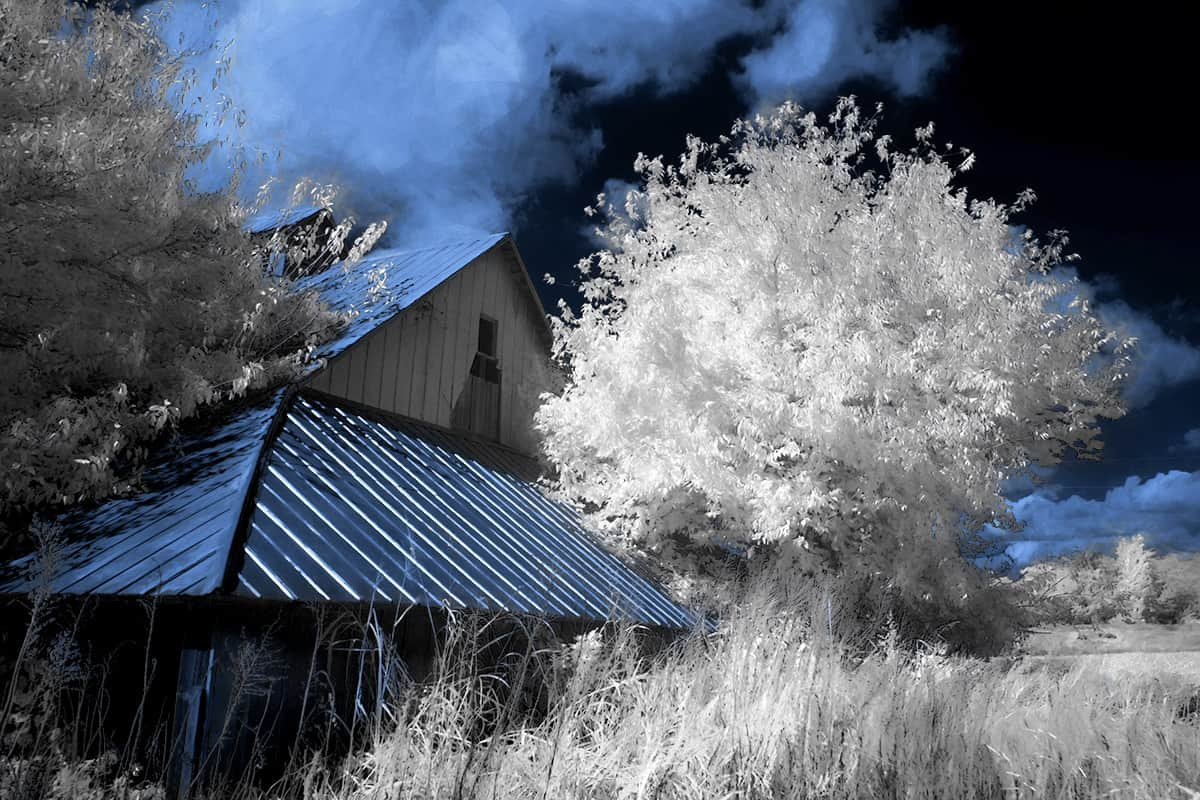 IR Painted Small