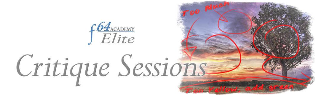 Critique Sessions